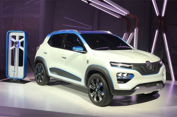 2020 Renault Kwid Electric
