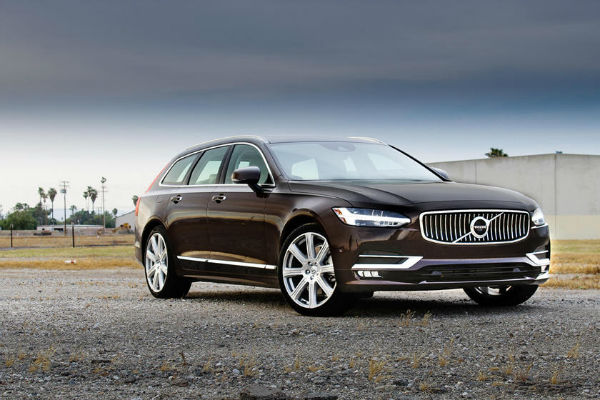 2020 Volvo V90 Inscription