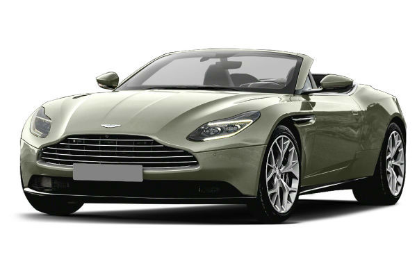 2021Aston Martin DB11 Shadow Edition Interior