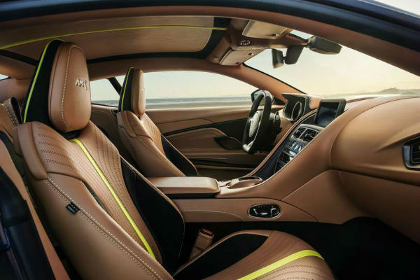 Aston Martin DB11 2021 Interior